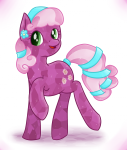 Crystal Cheerilee by Sketchy